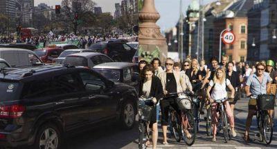 Transporte sustentable: nuestra pasión por el auto y por qué Holanda ama las bicicletas