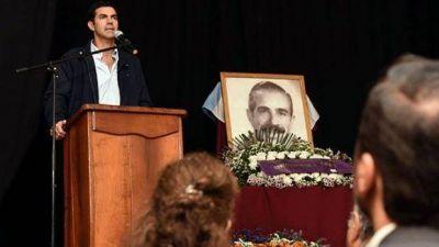"""Juan Manuel Urtubey """"El 11 de marzo es el día que hicieron gigante a Miguel Ragone"""""""