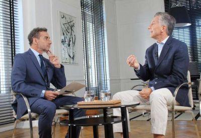 """Mauricio Macri: """"Sabía que existe un conflicto con el correo hace 12 años"""""""