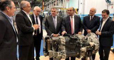 Manzur anunció una inversión de US$ 8 millones en Scania