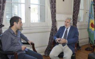 El Procurador General de la Provincia visitó Campana