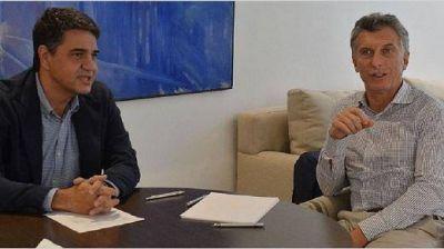 Preocupa a la Rosada poner en juego el apellido Macri en las elecciones