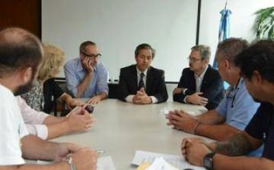 Autoridades de PAMI se reunieron con veteranos de Malvinas
