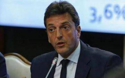 Encuestas arrojan a Massa como principal candidato a senador nacional