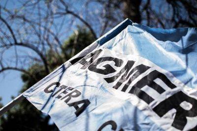 """El miércoles Agmer retoma su congreso para definir """"las estrategias de acción a seguir"""""""
