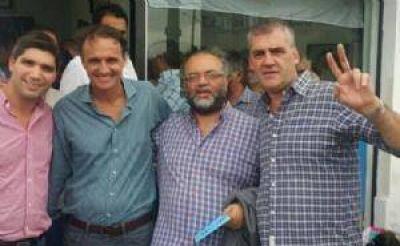Roberto Gómez con Katopodis