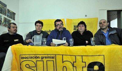 La Justicia revocó la personería gremial a los Metrodelegados