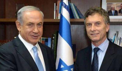 Argentina/Israel. Fuentes diplomáticas de Jerusalem destacan el excelente vínculo entre Macri y Netanyahu