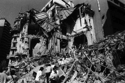 El primer ministro y el presidente de Israel recordaron a las vìctimas del atentado de la Embajada