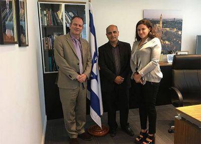 NUEVO ANIVERSARIO DEL ATENTADO A LA EMBAJADA DE ISRAEL
