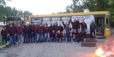 La Plata: trabajadores de la línea Este volvieron al paro