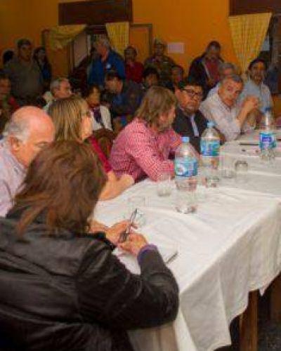 Informe del COE en Tilcara: jornada de relevamientos