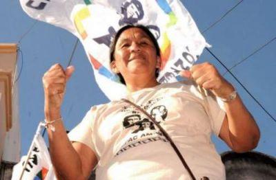 En Salta, la Tupac se reúne para pedir que liberen a Milagro Sala