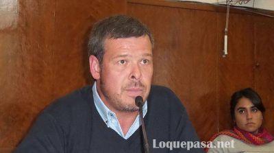 """Gutiérrez: """"La interpelación a Crovetto se archivó por la complicidad de la UCR con Arroyo"""""""