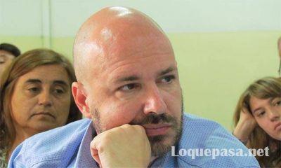 """Alejandro Carrancio: """"Crovetto no le encontró la vuelta a la secretaría"""""""