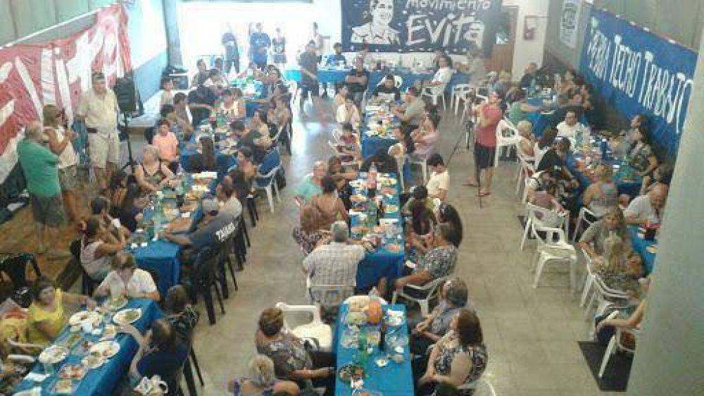 El Movimiento Evita local realizó un plenario donde participó la diputada Adela Segarra