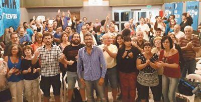[#Elecciones2017] Zerillo anunció su candidatura desde Nuevo Encuentro