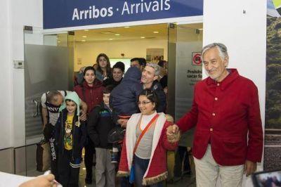 San Luis, Estado Llamante, acogió a 3 nuevas familias sirias