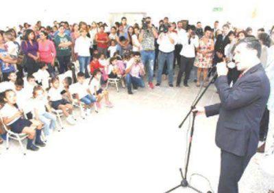Casas reiteró que La Rioja no termina de recibir sus recursos