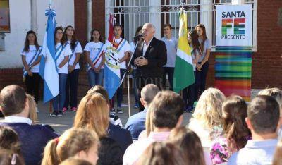 Lifschitz presentó el programa provincial de Educación Energética