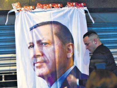 Ultimatum turco para Holanda