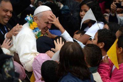 """Cinco """"palabras clave"""" del pontificado del papa Francisco"""