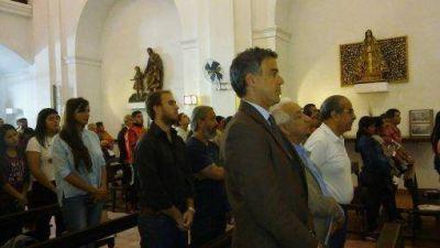 Misa por los 4 años del Papa argentino