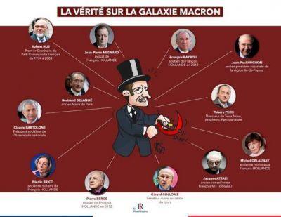 El candidato francés Fillon criticó a su propio partido por una caricatura antisemita