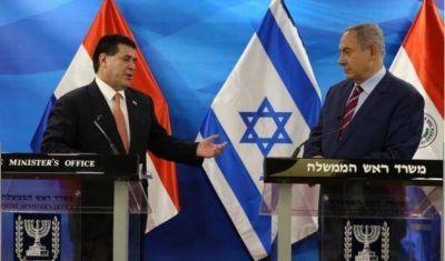 Las relaciones Israel-Paraguay y el hombre de confianza de Netanyahu