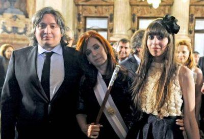Florencia K denunció penalmente a Federico Sturzenegger|