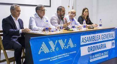 La Asamblea Ordinaria de la AVVA aprobó la memoria y Balance