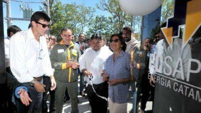 Durante su visita a Hualfín, Corpacci destacó el apoyo de Nación a productores