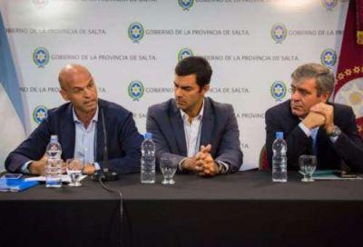 Dietrich trajo anuncios y problemas a Salta: el Aeropuerto se cerrará durante el Milagro