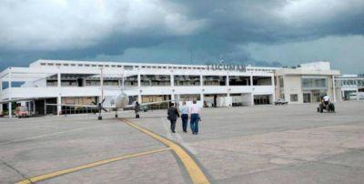 Con una inversión de más de 500 millones, estas serán las obras en el aeropuerto de Tucumán