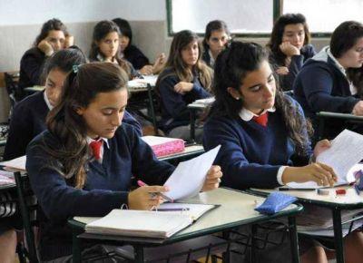 Las escuelas privadas subieron sus cuotas un 25 por ciento