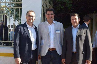 """""""Charly"""" Pereira es el nuevo presidente del PRO San Luis"""