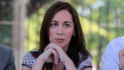El desgaste de María Eugenia Vidal