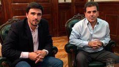 Ritondo y Galli, en el ojo del huracán político que tratan de desatar el kirchnerismo y el massismo