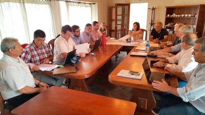 Portezuelo: La Pampa pidió que COIRCO ponga en marcha la