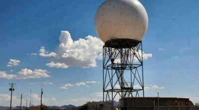 Tras las demoras, aseguran que el Radar Meteorológico funcionará en abril