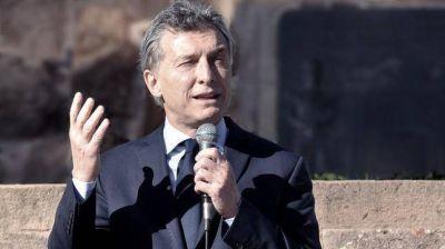 Macri presenta un acuerdo productivo para el sector automotriz
