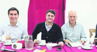 """""""Team"""" PRO de Vidal activa fiscales y pide donaciones"""