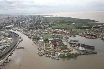 FeMPINRA criticó la puesta en venta de los terrenos de la Isla Demarchi