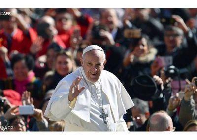 """Catequesis del Papa: """"Del encuentro con el rostro misericordioso de Jesús, nace la alegría de la esperanza"""""""