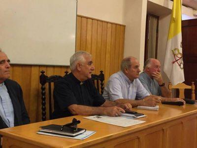 Delegados de Pastoral Social se reunieron para organizar las acciones del año