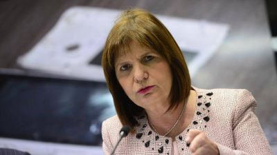 Según Patricia Bullrich, los líderes piqueteros