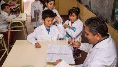El paro nacional docente tuvo poca adhesión en la provincia