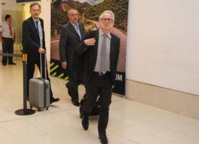 Una delegación de ACNUR arribó a la provincia