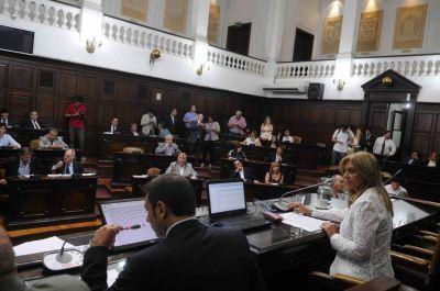 Las internas hacia las PASO se replicaron en la Legislatura