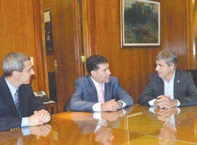 Caputo reconoció a La Rioja por la obtención del Bono Verde